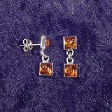 Amber Jewelry: Joined Squares - www.avalonstreasury.com [112 x 112 px]