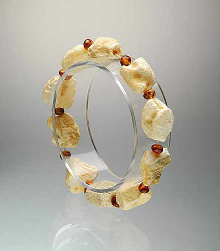 AvalonsTreasury.com: Bracelet with Raw Amber (Page: Bracelet with Raw Amber) [450 x 513 px]