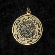 Celtic Birth Charms: 05 - Twr Tewdws (In Gold) - www.avalonstreasury.com