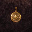 Triskelion (In Gold) - www.avalonstreasury.com